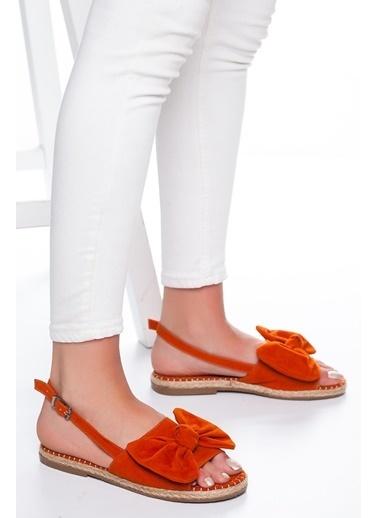 Mask Sandalet Oranj